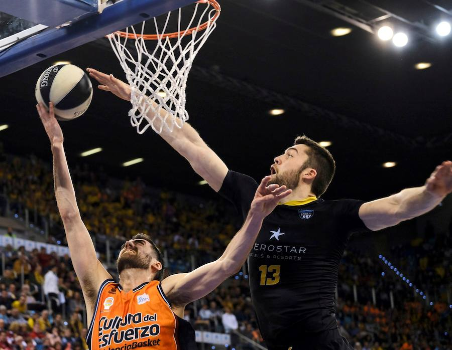 Fotos del Valencia Basket-Iberostar Tenerife
