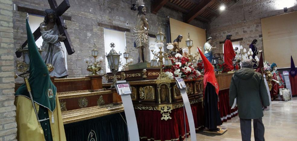 El Arzobispado media para zanjar el conflicto entre las cofradías y el párroco del Grao