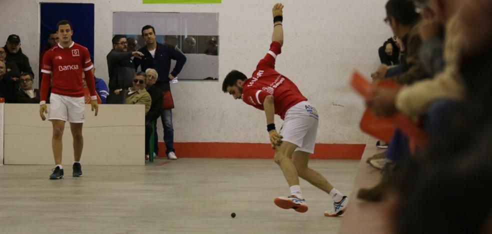 Ian, Canari y Ricardet, semifinalistas de la Lliga