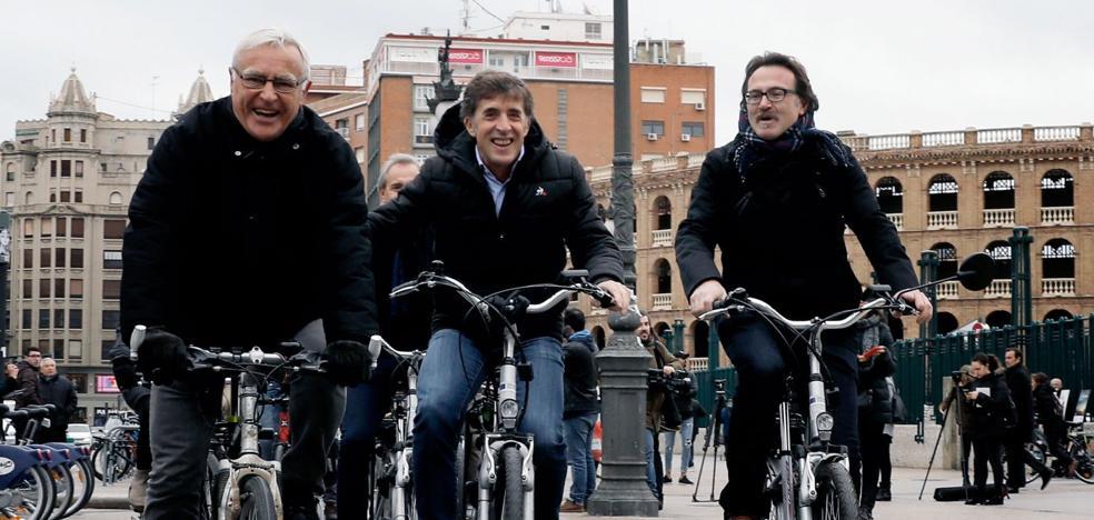 Grezzi da 70.000 euros a una entidad afín para organizar el congreso de la bici