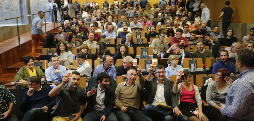 Una corriente del Bloc reclama establecer una posición sobre Cataluña