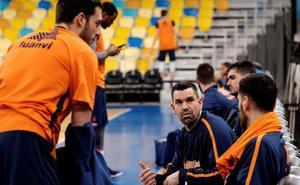Rafa Martínez: «Hemos crecido como equipo con las bajas»
