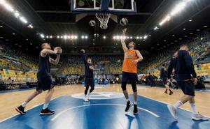 La ACB designa a los árbitros del Valencia Basket frente al Iberostar