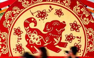 Feliz año nuevo (chino) en Valencia