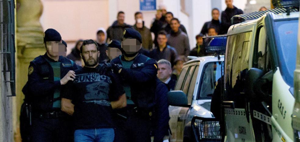 Un compañero de prisión de Igor el Ruso con orden de búsqueda fue identificado en Manises