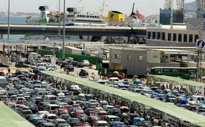 Valencia entra en el Paso del Estrecho