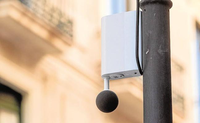El Ayuntamiento llenará Ruzafa de sonómetros pese al rechazo vecinal