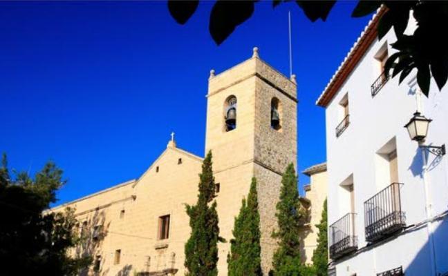 Benissa tramitará la declaración de BIC para el Convento tras el comienzo de las obras del hotel