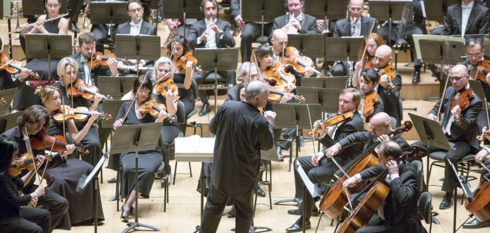 Valery Gergiev regresa al Palau de la Música de Valencia