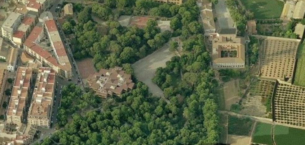 Godella plantea cerrar el jardín de La Devesa por las noches y dotarlo de vigilancia