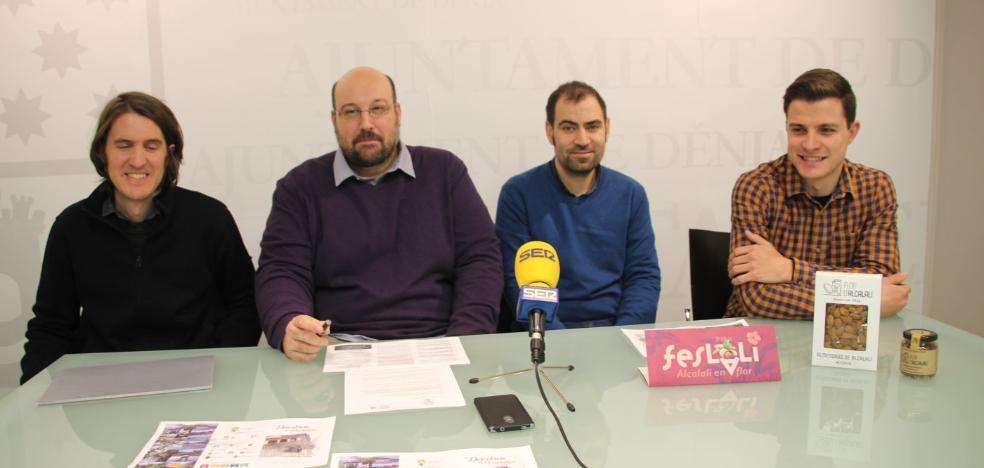 Dénia inicia un programa ecoturístico por la comarca con los productores como guías
