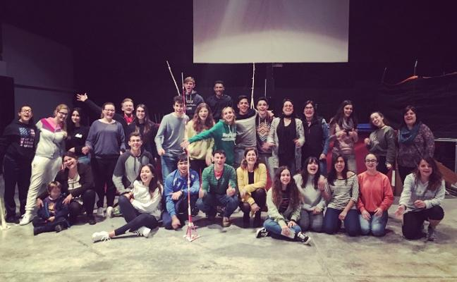 Cien alumnos de la Escuela de Jóvenes Emprendedores Marina Alta, en 'Éxitos Compartidos'