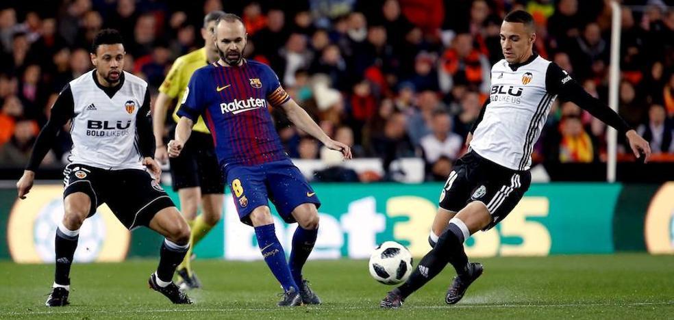 Rodrigo está listo para discutir el reinado del gol con Zaza y Santi Mina