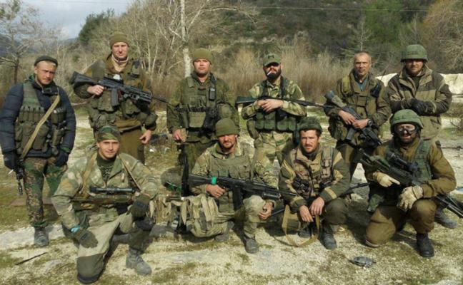 los mercenarios que tienen en vilo a Rusia