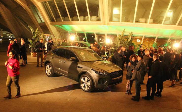 El Jaguar E-Pace llega a Valencia