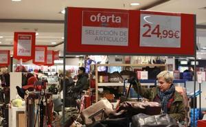 Los productos más comprados por los valencianos en rebajas