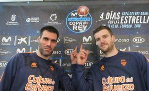 San Emeterio: «Firmo repetir la Supercopa incluso con lesión»