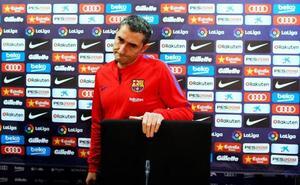 Valverde: «Si empezamos a contar los puntos, podemos equivocarnos»
