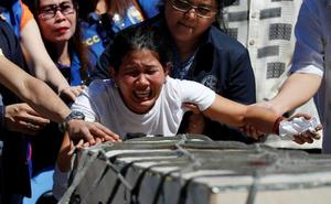 La misteriosa muerte de la filipina congelada