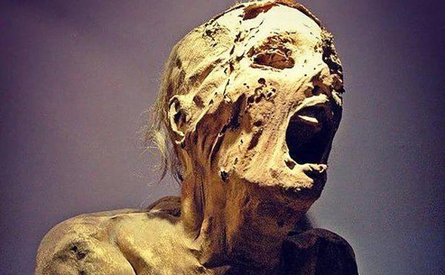 Resuelto el misterio de la 'momia que grita' tres milenios después
