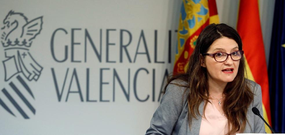 Oltra, sobre el requisito del valenciano: «Los ciudadanos tienen derecho a ser atendidos en la lengua de su elección»