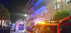 Desalojada una finca de Paiporta por quedarse sin luz tras incendiarse el cuarto de contadores