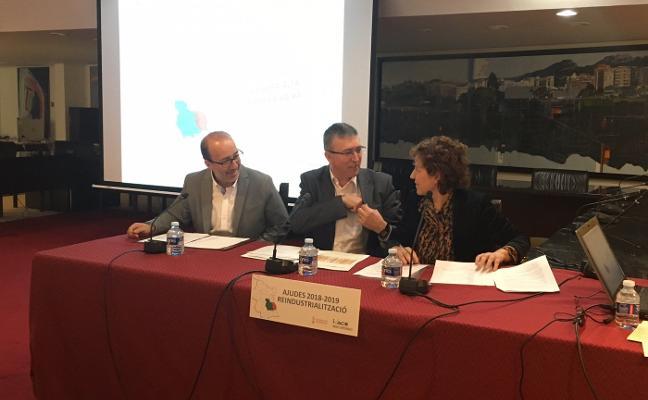 El IVACE invertirá 2,6 millones para modernizar los polígonos de la comarca
