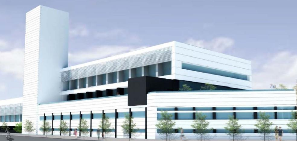 La Piscina Valencia será derribada en gran parte para construir un edificio moderno