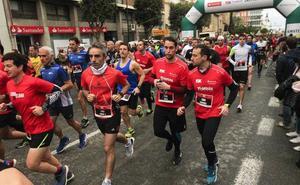 Fotos de la salida de la 15K Valencia 2018