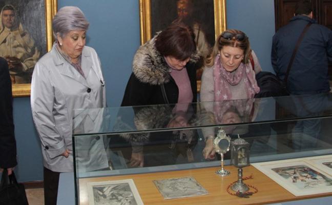 Una exposición recorre 800 años de vida mercedaria