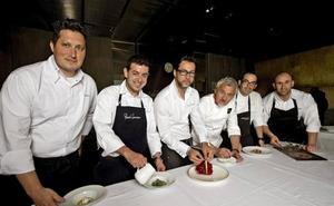 Chefs de prestigio internacionales cocinarán en Valencia