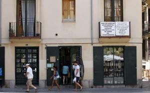 El Ayuntamiento de Valencia suspende cautelarmente las nuevas licencias para abrir hoteles y apartamentos turísticos en Ciutat Vella