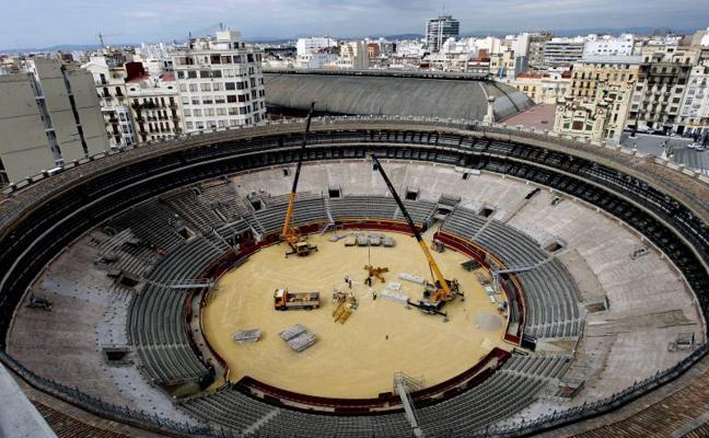 El España-Alemania de Copa Davis se jugará en la plaza de toros de Valencia del 6 al 8 de abril