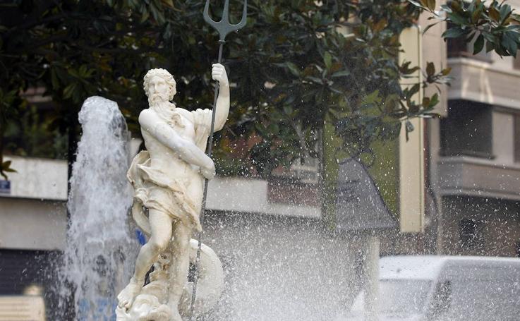 Fotos de las fuentes más antiguas de Valencia