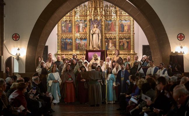 GANDIA EXHIBE SU PATRIMONIO EN EL ENCUENTRO DIOCESANO