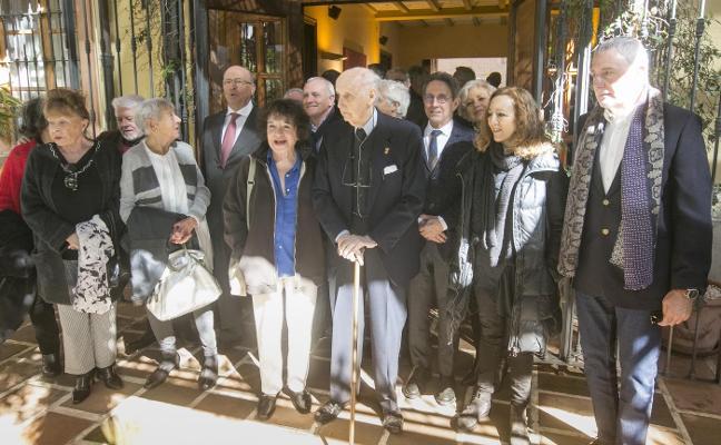 La escena española rinde tributo a Morera