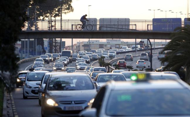 Los ingenieros de caminos buscarán alternativas para la avenida del Cid