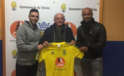 La plantilla del CD Dénia se refuerza con la llegada de Alfi y Óscar Gomis