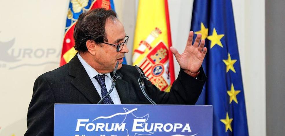 Soler insiste en que el Consell rechazará la nueva financiación si no se soluciona la deuda histórica