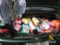 La sorpresa de la Guardia Civil al auxiliar a este vehículo