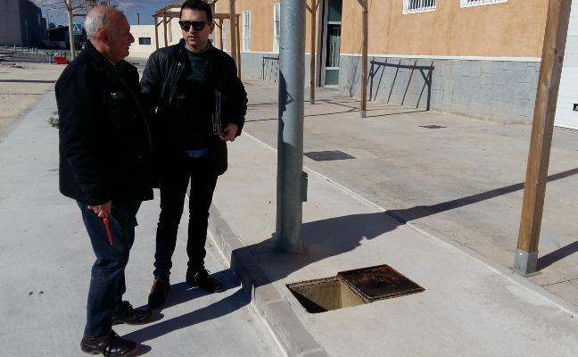 Ontinyent denuncia el robo de 1.100 metros de cable en el polígono para vender el cobre
