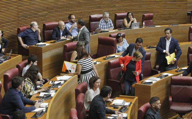 Ciudadanos cambia de idea y bloquea la reforma electoral en esta legislatura