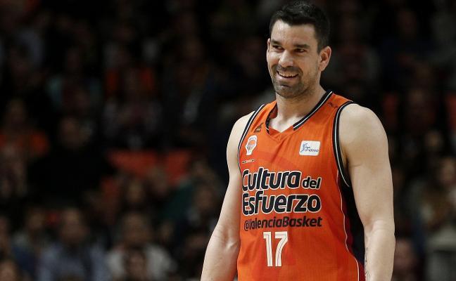 «Ningún equipo con tantas bajas iría segundo en la ACB»