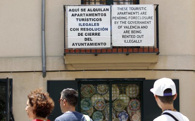 Los vecinos alertan de que el veto a los hoteles aumentará los apartamentos ilegales