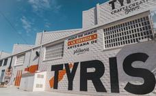 Cervezas Tyris inaugura su nueva fábrica