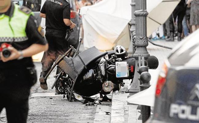 Pena de cárcel para el motorista que arrolló una terraza en Benicalap y mató a una mujer