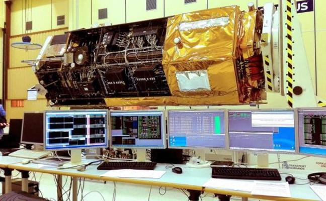 Cuenta atrás para el lanzamiento del satélite español PAZ
