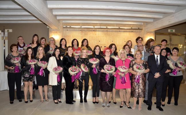 Los hosteleros de Xàbia homenajean a las mujeres