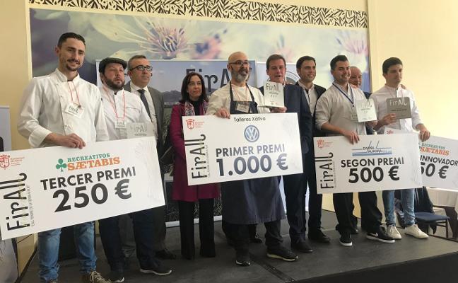 'Cacao de ajo tierno' gana el II Concurso de Xàtiva