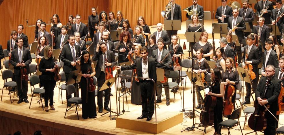Las orquestas más en forma se citan en Les Arts
